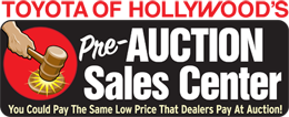 Pre-Auction Sales Center